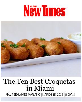 miami new times best croquettes in miami media