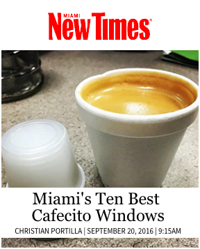 miami new times ten best cafecito windows
