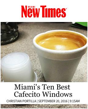 miami new times ten best cafecito windows